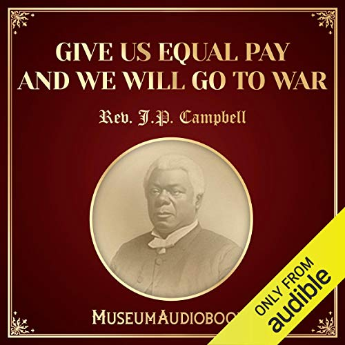 Give Us Equal Pay and We Will Go to War cover art