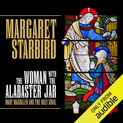 The Woman with the Alabaster Jar audiobook cover art