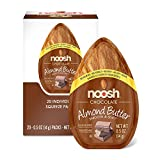 NOOSH Chocolate Almond Butter - Naturally Sourced Ingredients, Vegan, Gluten Free, Non GMO, Kosher, Peanut Free, Soy Free, Dairy Free, No Palm Oil… (20 Count Packets)