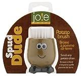 MSC International Joie Spud Dude Potato Brush, Brown