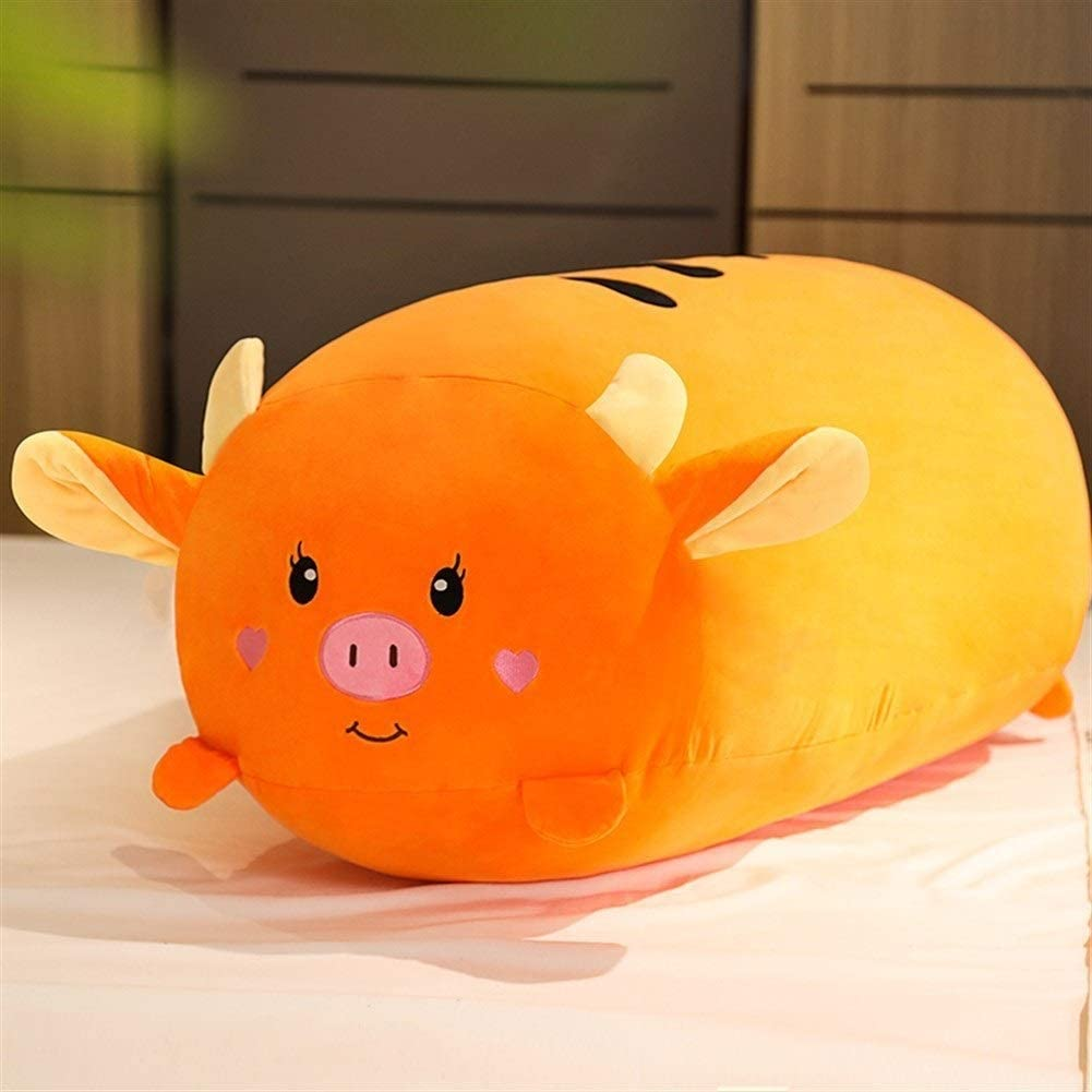yukeren Simulation Animal Plush Toys Long Backres Cushion Pillow 67% Bargain OFF of fixed price