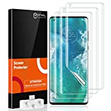 MP-MALL 3-Pack Screen Protector Compatible for Motorola Moto Edge Plus, Motorala Edge+, Self Healing Flexible TPU Film HD Clear
