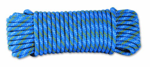Chapuis DR60 Corde polypropylène tressée - 450 kg - Diametre - 6 mm - Length - 15 m - Bleu
