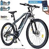 Bluewheel innovadora e-Bike de 27,5/29 Pulgadas y 14,4/16Ah – Marca de Calidad Alemana – Pedelec Conforme a Las...