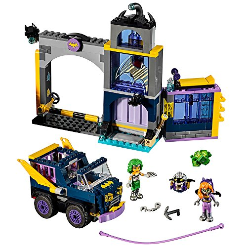LEGO DC Super Hero Girls Batgirl Secret Bunker 41237 Building Kit (351 Piece)