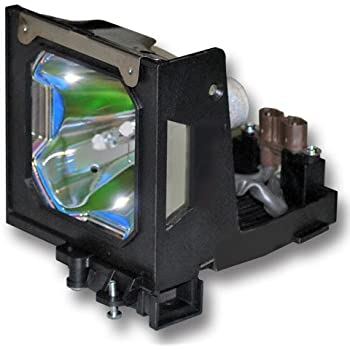 Original Bulb and Generic Housing 610-346-9607 LC-WXL200 LC-XL200 610 346 9607 POA-LMP136 Projector Lamp with Housing Eiki OEM LC-XL200L 6103469607