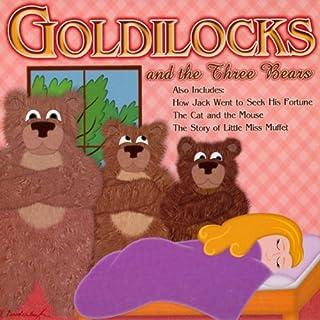Goldilocks and the Three Bears audiobook cover art