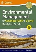 إدارة للبيئة لهاتف Cambridge igcserg & O مستوى مراجعة دليل المقاسات (Cie igcse كاملة من سلسلة)
