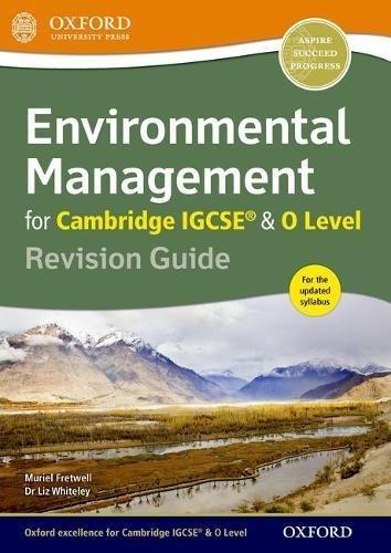 Environmental Management for Cambridge IGCSERG & O Level Revision Guide (CIE IGCSE Complete Series)