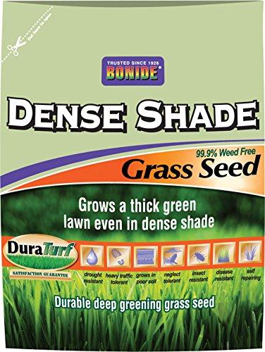 BONIDE Grass Seed 60218 Dense Shade Grass Seed, 20 lb