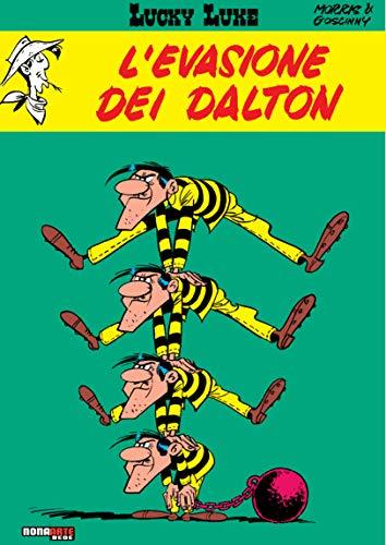 L'evasione dei Dalton. Lucky Luke