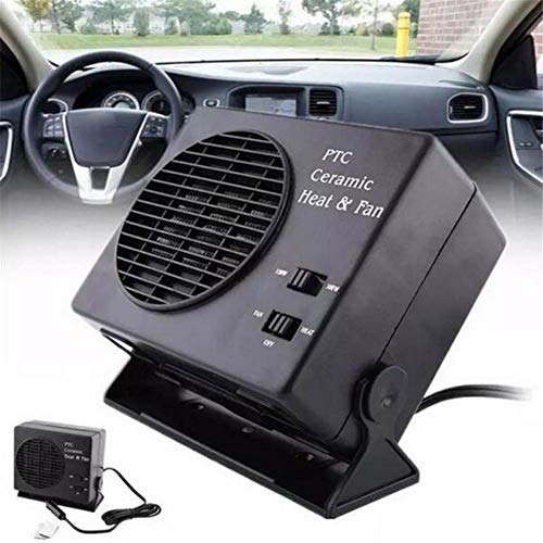 300W / 150W 12V Auto Lüfter Heizung Schalter Keramik Heizung Wärmer Defroster Demister Auto Elektrische Heizlüfter Sofortheizung