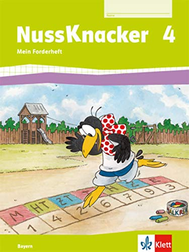 Nussknacker 4. Ausgabe Bayern: Arbeitsheft Fordern Klasse 4 (Nussknacker. Ausgabe für Bayern ab 2014)