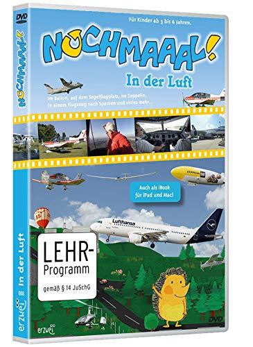 Nochmaaal! - In der Luft - Reale Kinderfilme auf DVD für Kinder ab 3 Jahre - Kinderserie mit spannenden Geschichten