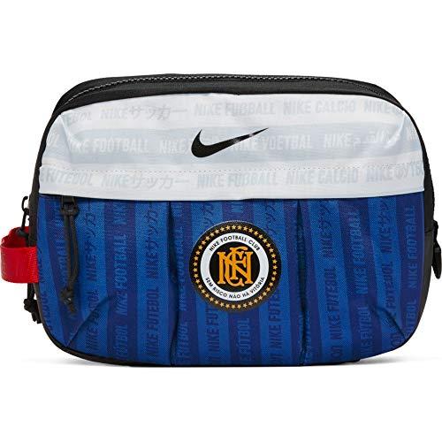 Nike F.C. Utility Bag - Blu-Bianco-Nero