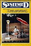 SYSTEME D [No 306] du 01/07/1971 - LE COLIBRI - PLANEUR MODELE REDUIT - UN CAISSON ETANCHE POUR CAMERA - ET CE LAMPADAIRE POUR VOTRE JARDIN.