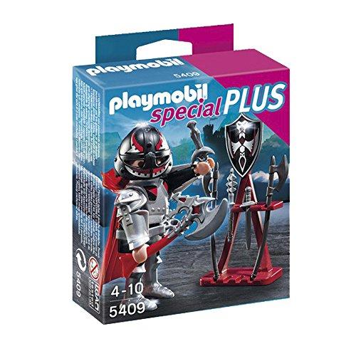 PLAYMOBIL Especiales Plus - Caballero con armería (5409)