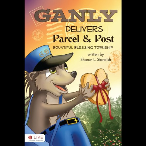 Ganly Delivers Parcel and Post audiobook cover art