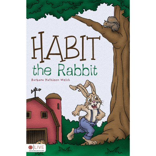 Habit the Rabbit audiobook cover art