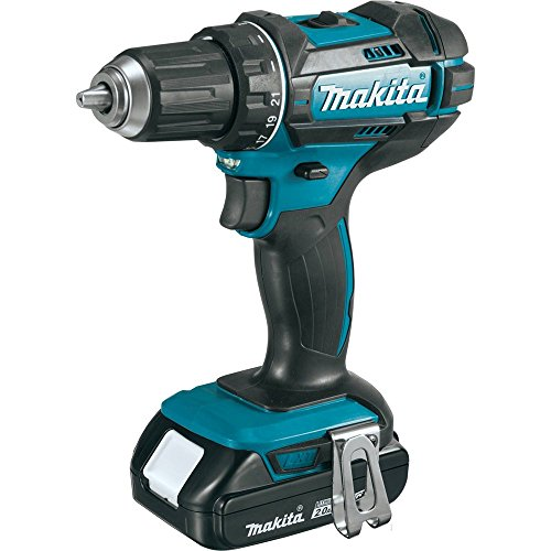 Makita CT225R 18V LXT Lithium-Ion Compact Cordless 2-Pc. Combo Kit (2.0Ah)