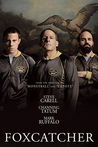 Foxcatcher [Blu-ray]
