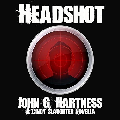 Headshot audiobook cover art