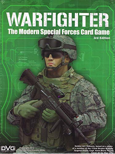 Warfighter – The Tactical Special Force Card Game