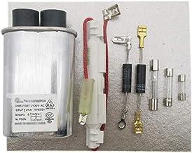 8 قطع من قطع غيار الميكروويف القياسية من قطع غيار الميكروويف عالية الجهد الكهربائي ثنائي الاتجاه من ميكا ورقة الملحقات أجز...