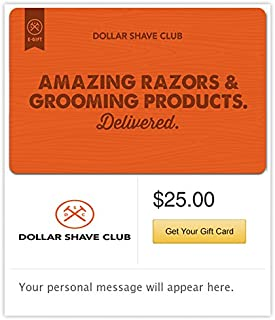 shave club gift