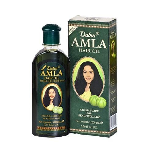 Dabur Amla Hair Oil, 6 Count
