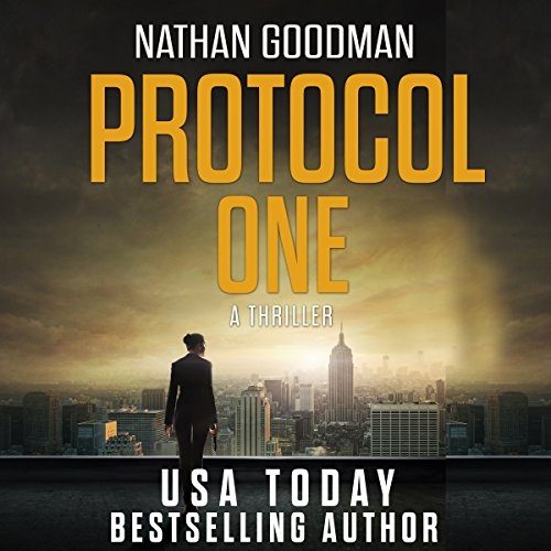 Protocol One audiobook cover art