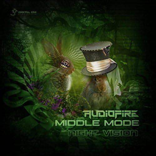 Audiofire (UK) & Middle Mode