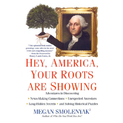 Hey, America, Your Roots Are Showing audiobook cover art