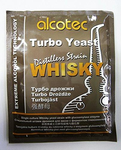 Homebrew Spirit Yeast TURBO YEAST Moonshine 24h High Alcohol Vodka Yeasts