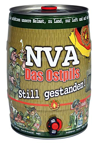 NVA 5 Liter Partydose Fass