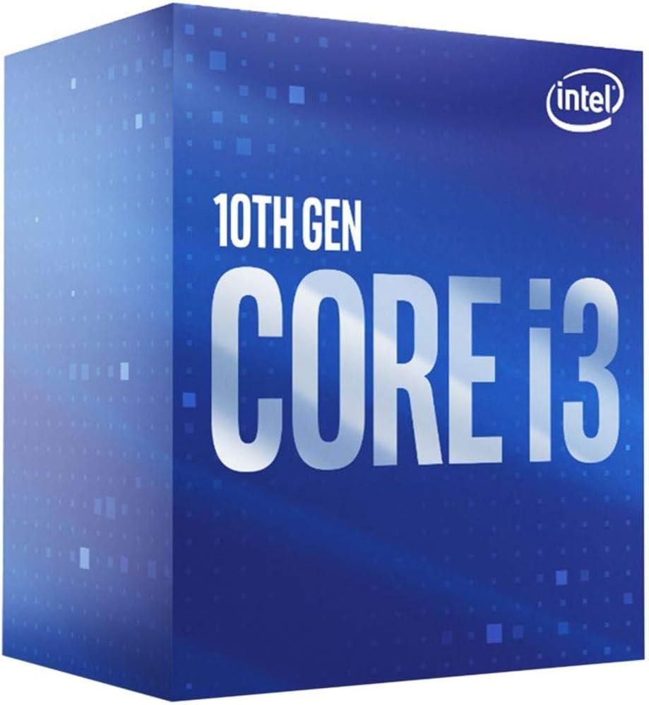 Core I3-10100F 3,60 GHz SKTLGA1200 6.00 MB - Caja de cartón