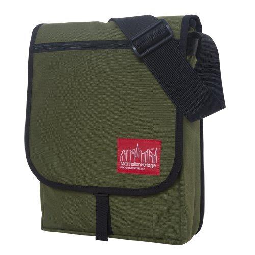 Manhattan Portage Laptop Bag, Olive