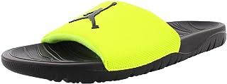 Men's Break Slide AR6374-700 Volt/Black-Black