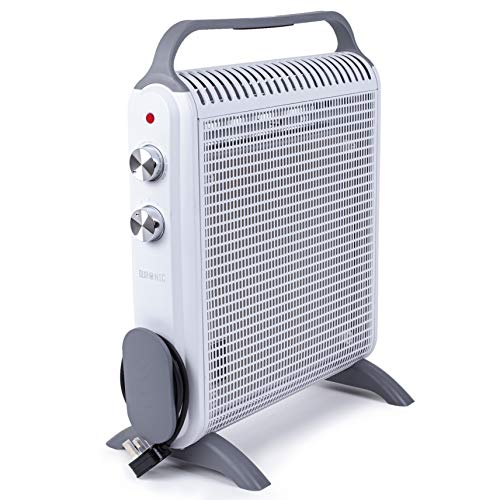 Duronic Slimline Heater HV180 with Mica Panels   1.8kW /...
