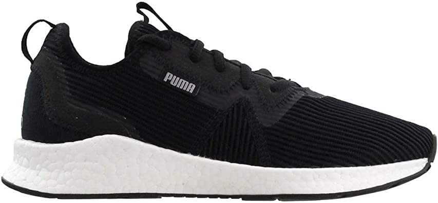 PUMA Womens Nrgy Star Femme Running Sneakers Shoes - Black