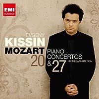 MOZART: PIANO CONCERTOS NOS.20,27(HQCD) by EVGENY KISSIN (2010-08-04)