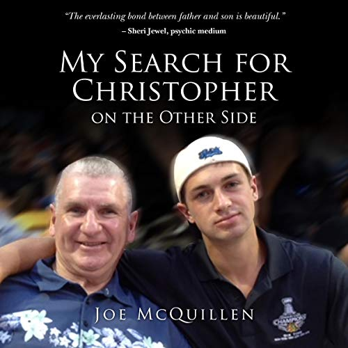 My Search for Christopher on the Other Side Audiobook By Joe McQuillen cover art