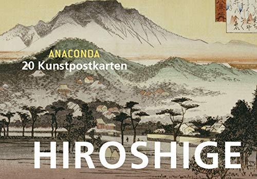 Postkartenbuch Utagawa Hiroshige