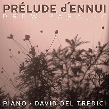 Drew Paralic: Prélude d'Ennui
