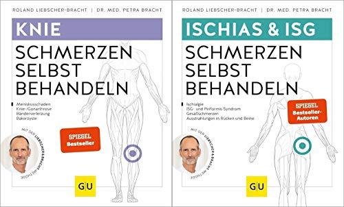 Ischiasschmerzen & Knieschmerzen selbst behandeln im Set