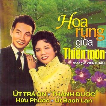 Hoa Rụng Giữa Thiền Môn