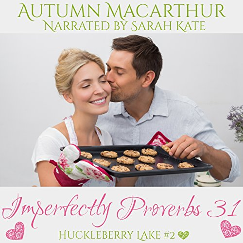 Imperfectly Proverbs 31 audiobook cover art
