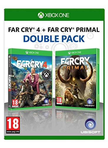 Far Cry Primal + Far Cry 4 - Double Pack Xbox1 [