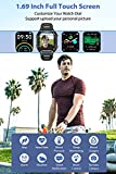 Zoom IMG-1 orologio smartwatch uomo 1 69
