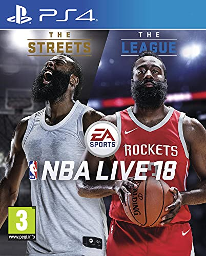NBA Live 18 - PlayStation 4 [Importación francesa]